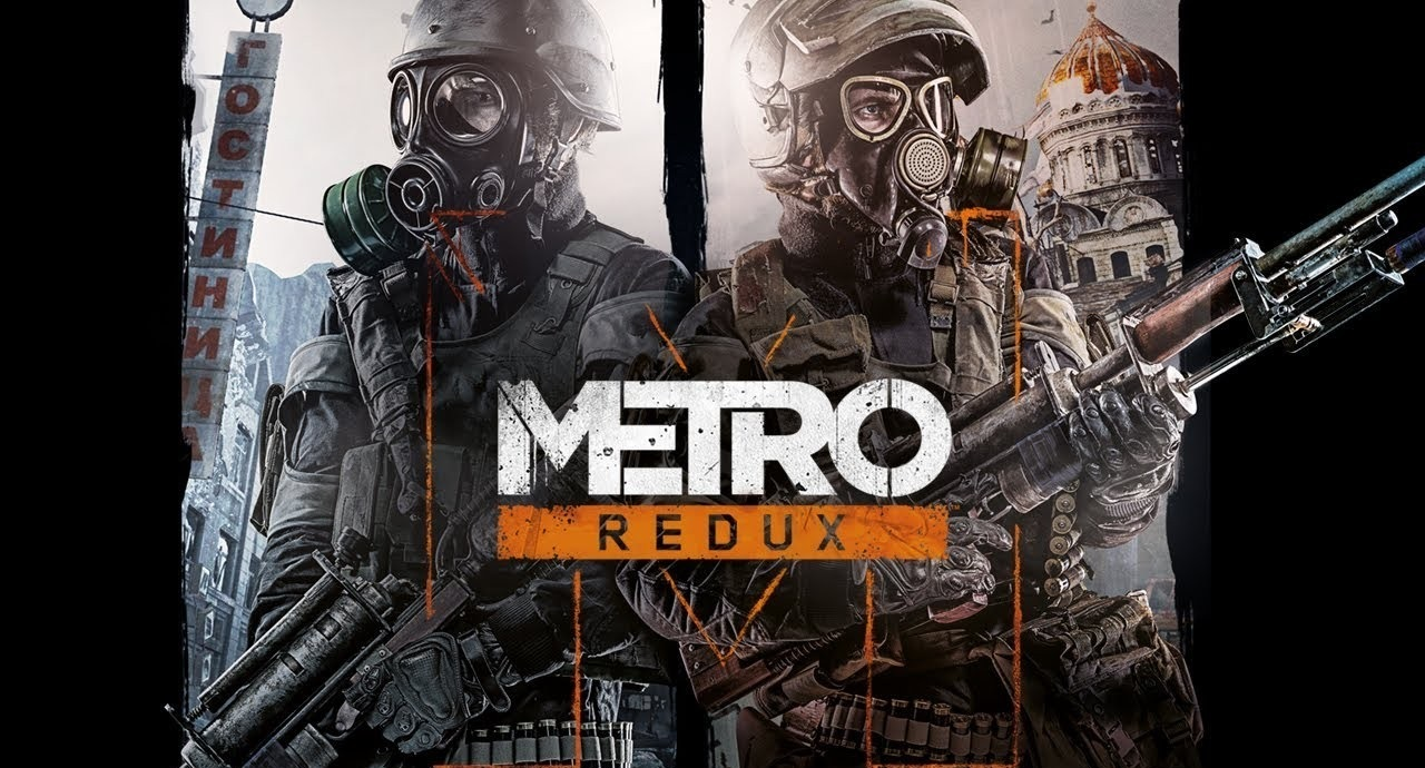 Metro Redux Bundle Highly compressed + Crack PC Game Free
