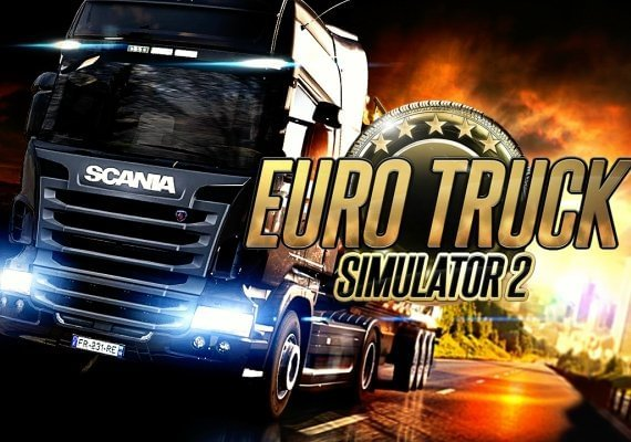 Euro Truck Simulator 2 CD Key + Latest Feature PC Game Free Download