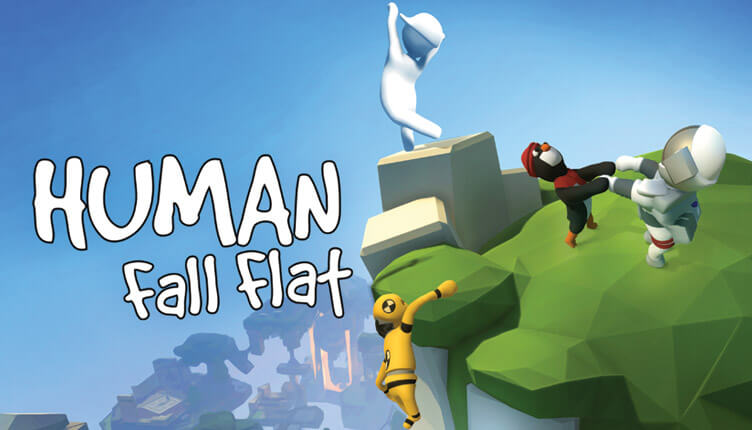 Human Fall Flat Full Crack + Full New Version Highly Compressed PC Game For Free Download