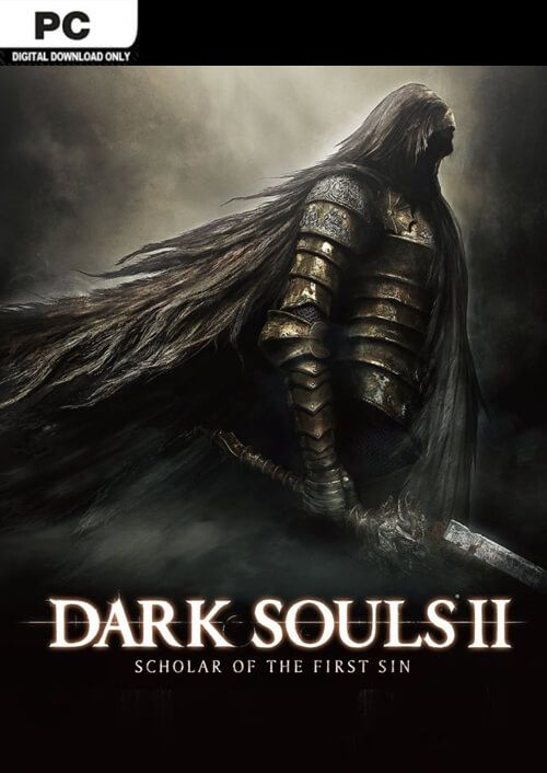 Dark Souls II 2: Scholar of the First Sin Highly Compressed CD Key + Crack PC Game For Free Download