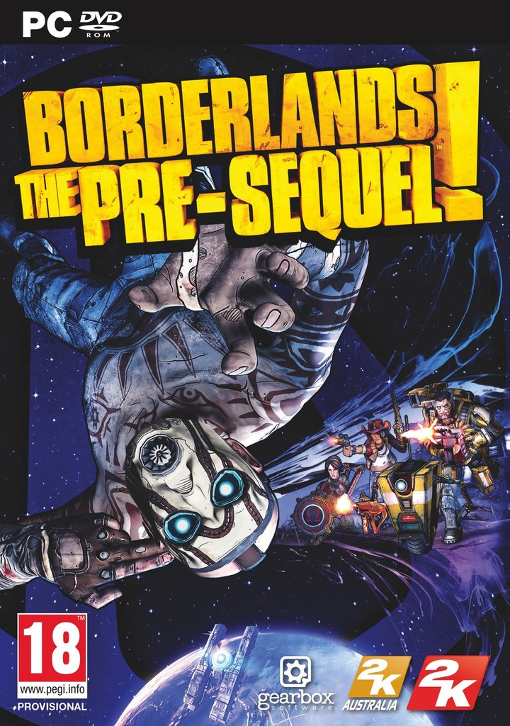 Borderlands: The Pre-sequel Activation key + Crack Latest Version PC Game For Free Download