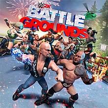 WWE Battlegrounds Codex Crack