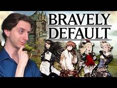Bravely Default Crack