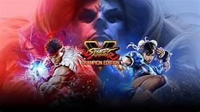 Street Fighter v Champion Edition Crack