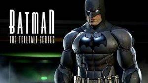 Batman The Telltale series crack