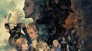 Final Fantasy Texture Crack